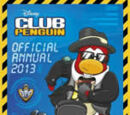 ~Ycdm~/Club Penguin Official Annual 2013 Book Codes