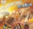 Star Trek: The Next Generation / Doctor Who - Issue 4