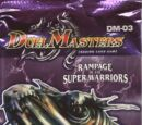 DM-03 Rampage of the Super Warriors
