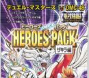 DMC-48 Heroes Cross Pack - Zakira