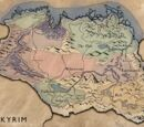 Map (Skyrim)/Locations