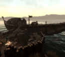 Wreck of the Strident Squall