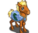 Earth Pattern Foal