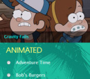 YazzyDream/'Gravity Falls' up for Best Animated Series for the Teen Choice Awards!