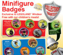 Minifigure Badge