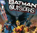Batman and the Outsiders Vol 2