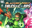 Blackest Night: Tales of the Corps Vol 1 2