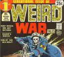 Weird War Tales Vol 1 1