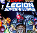 Legion of Super-Villains Vol 1 1