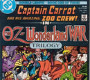 Captain Carrot and His Amazing Zoo Crew: The Oz-Wonderland War Vol 1