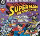 Superman: Man of Steel Vol 1 34