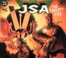 JSA: The Liberty File Vol 1 1