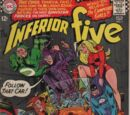 Inferior Five Vol 1 1
