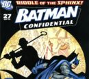 Batman Confidential Vol 1 27