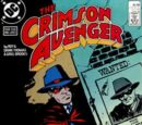 Crimson Avenger Vol 1 1