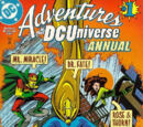 Adventures in the DC Universe Annual Vol 1 1