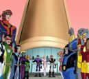 Legion of Super-Heroes (LSHAU)/Gallery