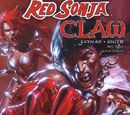 Red Sonja Claw Vol 1 2