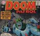 Doom Patrol Vol 1 109