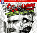 Victorian Undead: Sherlock Holmes vs. Jekyll and Hyde Vol 1 1