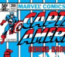 Captain America Vol 1 260