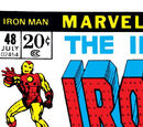 Iron Man Vol 1 48
