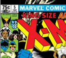 Uncanny X-Men Annual Vol 1 1981