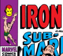 Iron Man and Sub-Mariner Vol 1 1