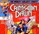 Psylocke and Archangel Crimson Dawn Vol 1 1