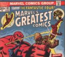 Marvel's Greatest Comics Vol 1 40