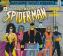 Spider-Man: Friends and Enemies Vol 1 2