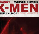 Uncanny X-Men Annual Vol 1 2001