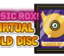 Virtual Gold Disc