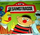 Sesamstrasse sticker album