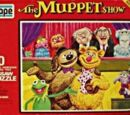 Muppet puzzles (Hope Hestair)