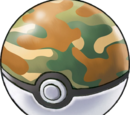 Safari Ball (Pokéball)