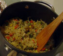 Vegetable Rice