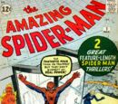 Amazing Spider-Man (Volume 1) 1