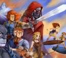 Zmanstardust/Just About Me, Thundercats HOOOOOO