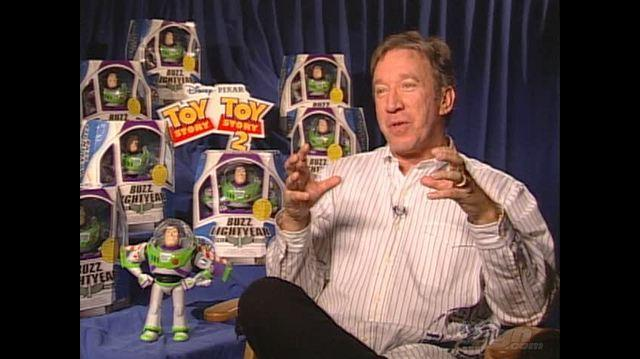 Toy Story Double Feature Movie Interview - Video Interview