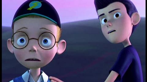 Meet the Robinsons (2007) - Clip Part of the Family, Post