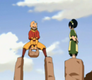 Earthbending training