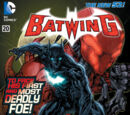 Batwing (Volume 1) Issue 20