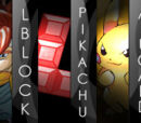 Crono vs L-Block vs Pikachu vs Alucard 2008