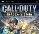 Niveles de Call of Duty: Roads to Victory