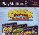 Crash Bandicoot Action Pack