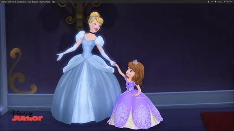 Sofia The First Once Upon A Princess - True Sisters