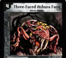 Three-Faced Ashura Fang