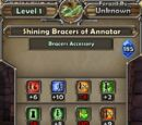 Bracers of Annatar