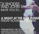 A Night at the Rum Runner